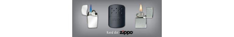 Information om producenten Zippo - Skaberen af den verdensberømte Zippo Lighter
