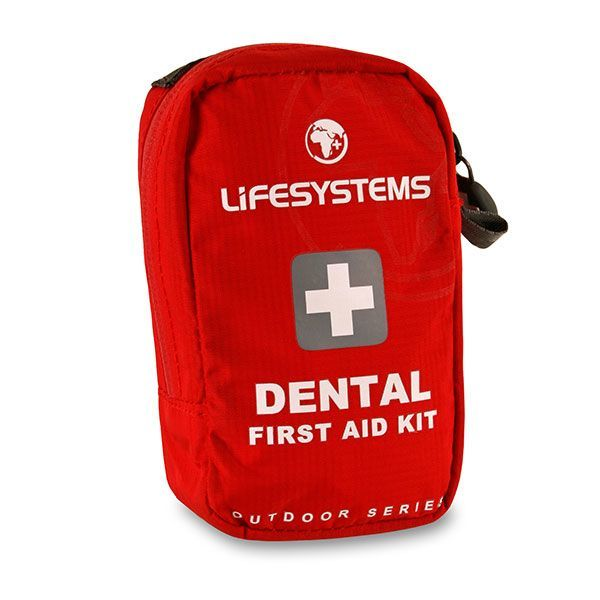 Lifesystems Dental First Aid Kit - Førstehjælpstaske til Tandskader & Tandpine