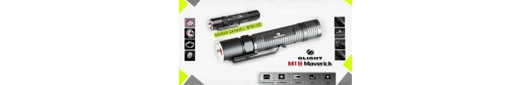 Information om producenten Olight - Førende producent af LED Lommelygter
