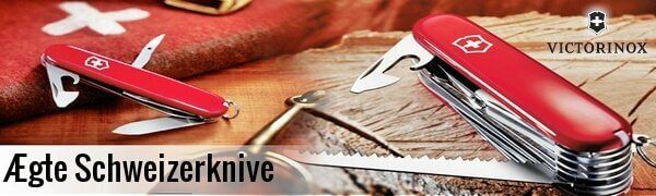Originale Schweizerknive fra Victorinox