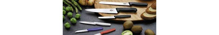Køkkengrej og Køkkenknive fra Victorinox - Skaberen af den berømte Schweizerkniv