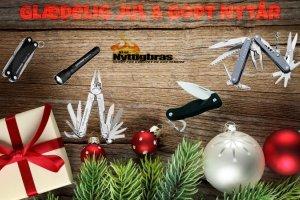Julegaver - Merry Fixit! Leatherman Multitools