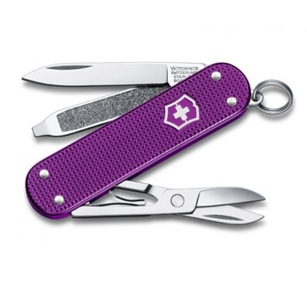 Original Victorinox Lommekniv Classic Alox Limited Edition 2016 Orchid