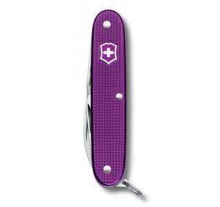 Original Victorinox Lommekniv Pioneer Alox Limited Edition 2016 Orchid