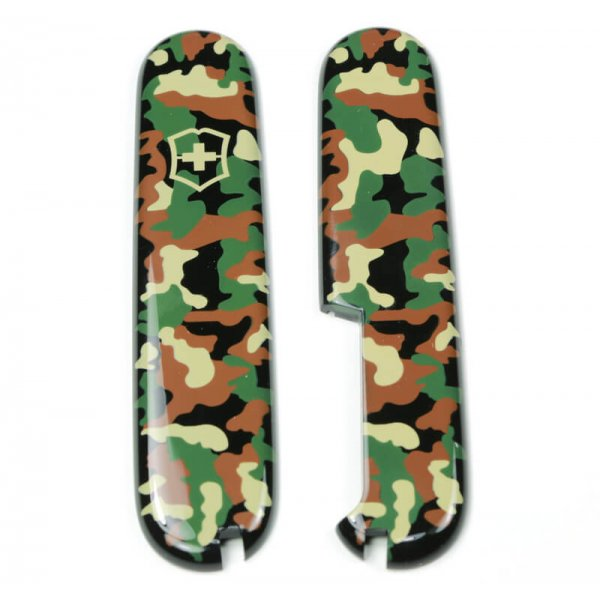 Victorinox Pocket Knife Replacement Shells 91 mm, Camouflage