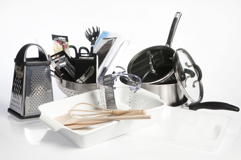 Guide-Valg af Køkkengrej og isenkram