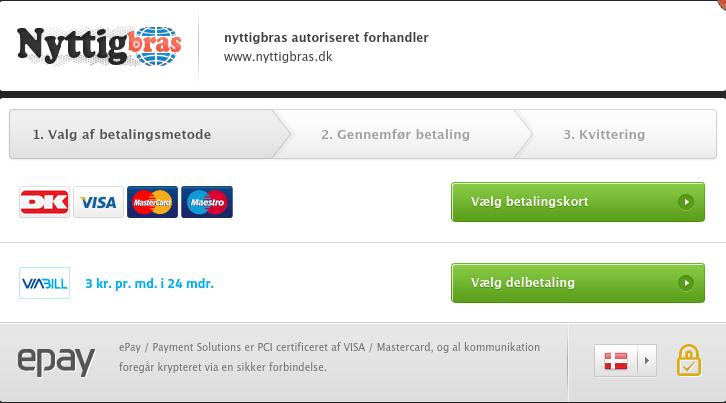 ae046d61ddd Betal i små bidder over 24 måneder - eller betal resten ud lige når du har  lyst, uden gebyrer.