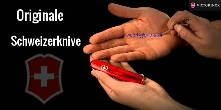 Ny dansk knivlov vedtaget i folktinget - Gældende fra 1. juli 2016