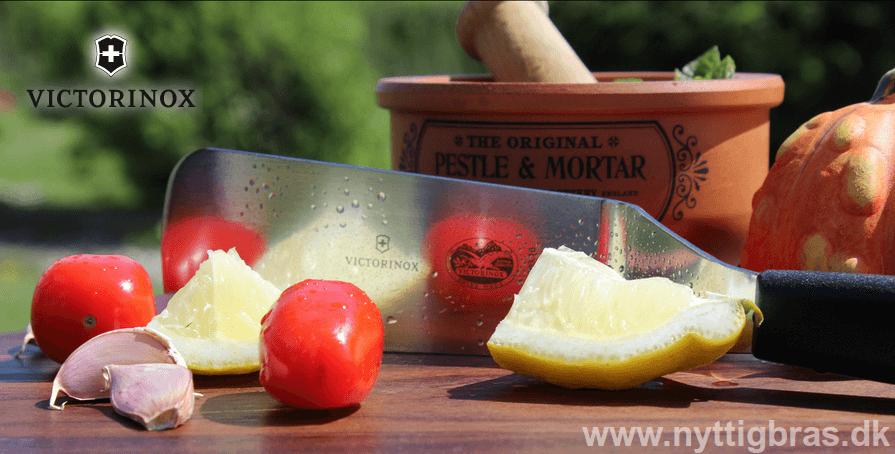 Victorinox Paletkniv med knæk til madlavning og stegning
