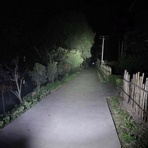 Vinter-lys-LED-Lommelygte