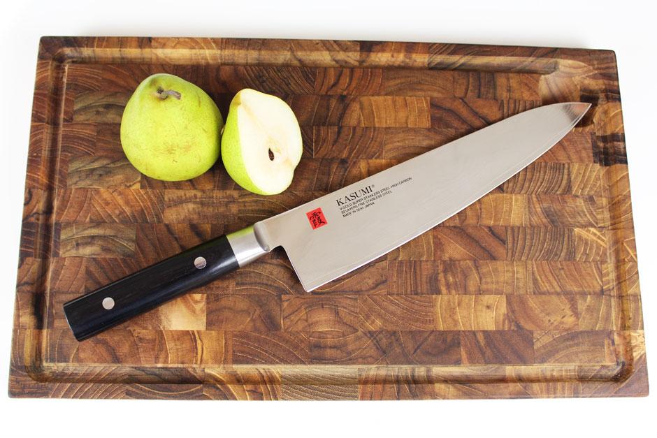 Japansk køkkenkniv fra Kasumi
