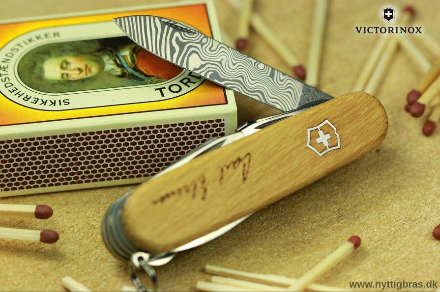 Victorinox Schweizerkniv Damast Limited Edition 2013