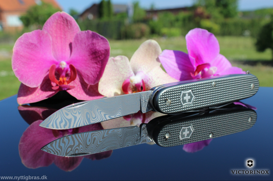 Victorinox Pioneer X Damast Limited Edition 2016 Eksklusiv