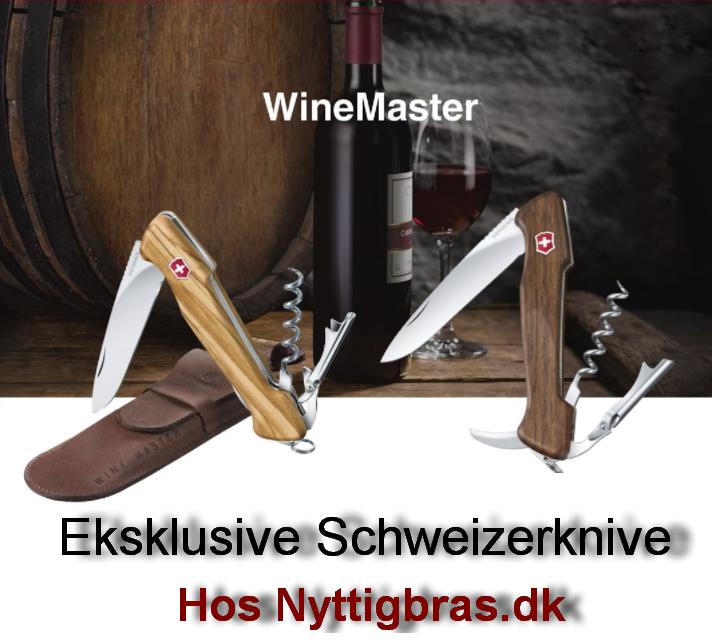Victorinox Foldekniv Wine Master